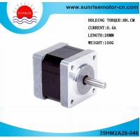 Buy cheap Hybrid Stepping Motor (35HM2A)35HM2A28-046 from wholesalers