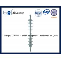 Wholesale 110 KV Suspension Type Insulator , Polymer Suspension Insulators Easy Installation from china suppliers