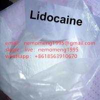 China competitive price High purity  Lidocaine HCl Manufacturer / Lidocaine Hydrochloride Pain Killer Powder CAS 73-78-9 on sale