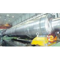 Wholesale LowPressure 70T Steam Turbine Rotor Forging / Heavy Steel Forged Turbine Axle from china suppliers
