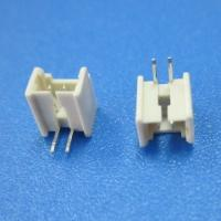 Wholesale plastic wafer connector 2.0mm pitch size 90 degree type 2pin from china suppliers