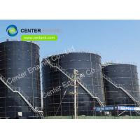 Wholesale Center Enamel Bolted Steel Fire Water Tanks With Aluminum Roofs from china suppliers