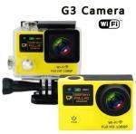 Waterproof Camera G3 Wifi Action Cam1080P HD Portable digital video camera