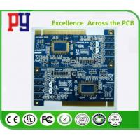 Wholesale Fr4 Material PCB Printed Circuit Board 1.6MM Thickness HASL Surface Treatment from china suppliers