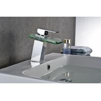 Wholesale Hot And Cold Water Modern Bathroom Faucets , Brass Bathroom Faucets OEM And ODM from china suppliers