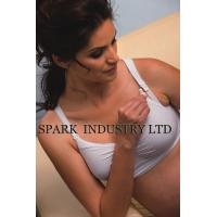 Wholesale Customised Motherhood Marernity Belly Bands Nursing Bra With Seamless, Fabric Material from china suppliers