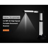 Wholesale 5MP 10MP portable digital visualizer camera OCR office USB A3 document scanner from china suppliers