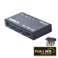 China 4K 1.4b 1 HD HDMI Splitter Input 2 Output 5V 1A 2 Way Support 3D Video on sale