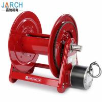 Buy cheap Pressure Wash Compact Hose Reel 5000PSI 100ft Heavy Duty 12V DC Motor Driven from wholesalers