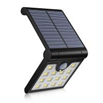 Wholesale 14LED Solar Folding Lights, 1W Outdoor Garden Lights, IP65 Waterproof Solar PIR Motion Sensor Wall Light from china suppliers