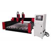 Wholesale Multi Head Ccnc Stone Router Machine , Rock Etching Machine Excellent Engraving Performance from china suppliers