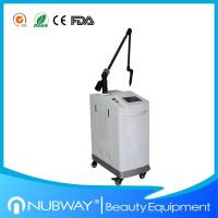 Wholesale professional beauty equipment q-switch laser tattoo removal nd yag laser beauty machine from china suppliers