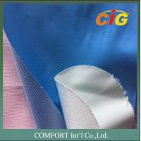 0.4mm 180cm Wide Plain PVC Synthetic Leather For Mattress CE REACH