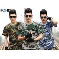 Wholesale Anti - Fray Military Dress Uniforms Hunting Camouflage Clothing For Army from china suppliers