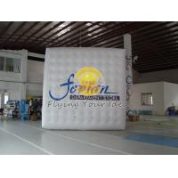 Wholesale Customized Inflatable advertising helium cube balloon with four sides digital printing from china suppliers