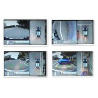 Wholesale 4 Wide Angle360 degree Cameras Seamless Car Reverse Camera System ,High Definition 720P and waterprool level IP67 from china suppliers