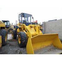 Wholesale Used Komatsu WA320 Front Loader For Sale from china suppliers