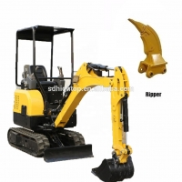 China Factory price excavator with japan made motor for sale on sale