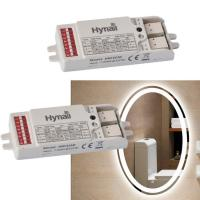 Wholesale Intelligent mirror sensor 1 ~ 10v dimming 5.8GHz microwave motion sensor from china suppliers