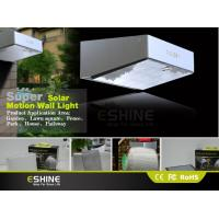 Wholesale Smart Sensitive Solar Motion Sensor Light with Auto Day Night Sensor from china suppliers