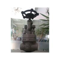 Wholesale F304 F316 BB Carbon Steel Gate Valve , Rising Stem Gate Valve BS 5352 ASME B16.34 from china suppliers