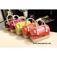 Wholesale Wholesale fashion vogue silicone handbag, Candy jelly bag from china suppliers
