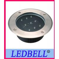 China IP68 Solar Powered Led Underground Light for Pool, Garden, Landscape on sale