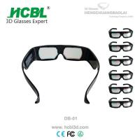 Quality Professional Cinema Comprehensive Solution Dolby 3D Glasses for sale
