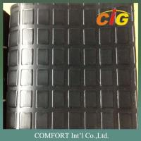 Wholesale Abrasion - Resistant Black PVC Commercial Floor Coverings 350GSM CIGD3L0712 from china suppliers