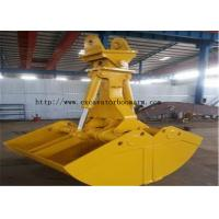 Wholesale Rotating Clamshell Grab Bucket For Volvo 360 Excavator 1.8 Ton Grab Weight from china suppliers