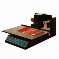 China 110 to 240V 50/60Hz 300DPI Gift-card Printing Machine, Computer to Plate, Corel or Word Design on sale