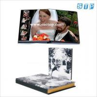 Buy cheap Flush Mount Album with Crystal Cover from wholesalers