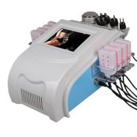 Wholesale High Frequency Machine For Face , 40KHZ Ultrasonic + Diode Laser from china suppliers