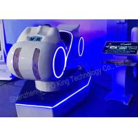 Wholesale 1 Player 9D VR Simulator Games Vr Racing Motorcycle With Virtual Reality Glasses from china suppliers