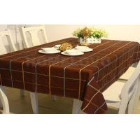 custom made colored restaurant table cloth dining room