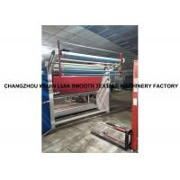 Wholesale High Performance Textile Inspection Machine , Fabric Rolling Machine 3.5KW from china suppliers