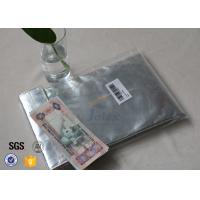 Wholesale comfortable Glass Fibre Cloth Fire Resistant Document Bag / Fireproof Cash Pouch from china suppliers