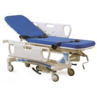 Wholesale Multi - Functional Ambulance Stretcher Trolley , Hospital Medical Patient Trolleys from china suppliers