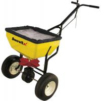 China walk behind drop fertilizer spreader on sale