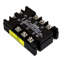 Wholesale 3 Phase  Low Voltage Mini Solid State Relay 50a from china suppliers