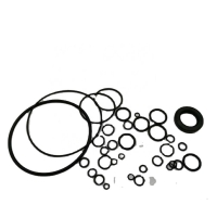 Wholesale Double Crank PSV2-55T Hydraulic Main Pump Seal Kit For Excavator from china suppliers