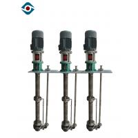 Wholesale Single Phase Vertical Immersible Pump Multistage Centrifugal Pumps For Acidic Slurry from china suppliers