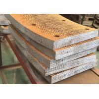 Quality NON ASBESTOS BRAKE BLOCKS BRAKE LINING FOR DRILLING MACHINE COPPER WIRE INSIDE for sale