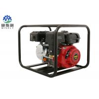 China Electric Small Gas Engine Water Pumps , 2 Stroke 3 Inch Petrol Water Pump on sale