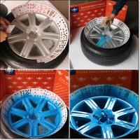 China Glossy / Matte Plasti Dip Rubber Coating SprayPaint Safety With Weather Resistance on sale