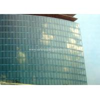 Wholesale Curve / Flat Laminated Safety Glass Minimum Size 250 Mm-350 Mm Solid Structure from china suppliers