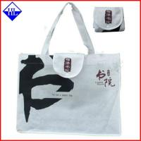 Wholesale 120GSM 100% Virgin PP Foldable Non Woven Bag / Non Woven Tote Bags With Logo from china suppliers