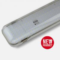 China IP65 60W 1570mm led t8 Waterproof Fluorescent Light Fixtures For Turnnel, Gas Station on sale