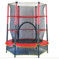 Wholesale China Supply 55 Inch Kids & Adults Jumping Center Small Body Building Fitness Trampoline with Enclosure from china suppliers