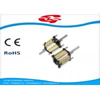 Wholesale High Voltage Dual Shaft Permanent Magnet DC Motor Used For Massager from china suppliers